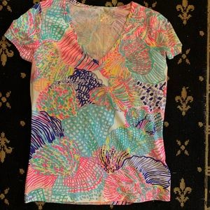 Lilly Pulitzer T-Shirt (NWOT)!
